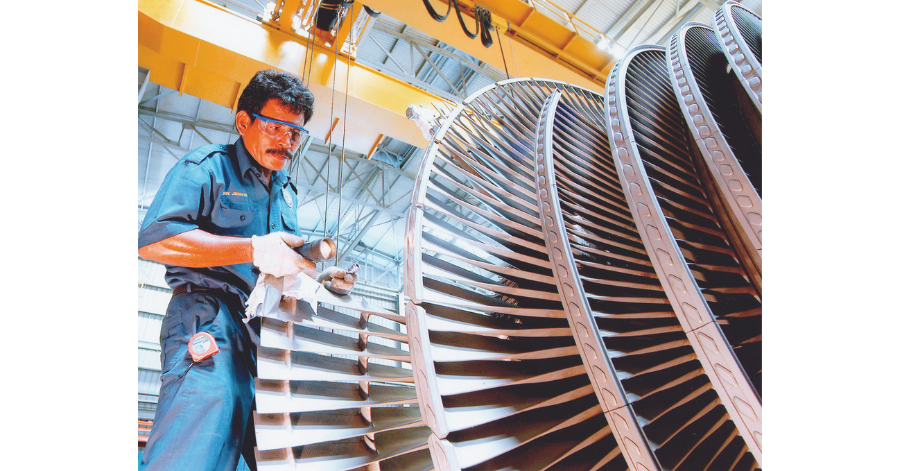 Sulzer Steam turbine reliability can be improved through retrofit projects rotating equipment