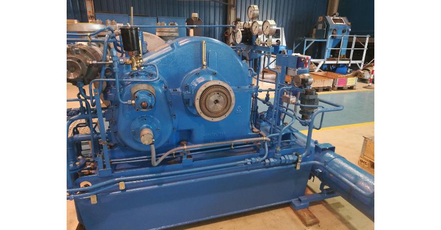 Sulzer The steam turbine refurbishment project surpassed the customer's expectations