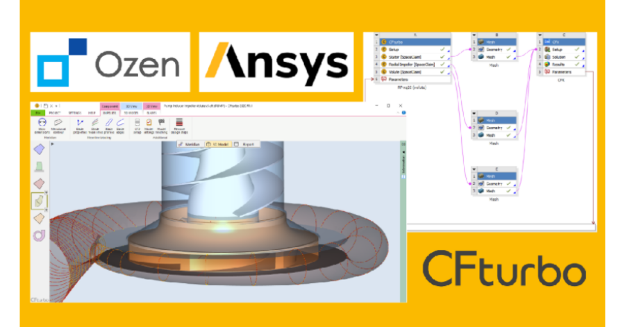 CFturbo Ozen Engineering