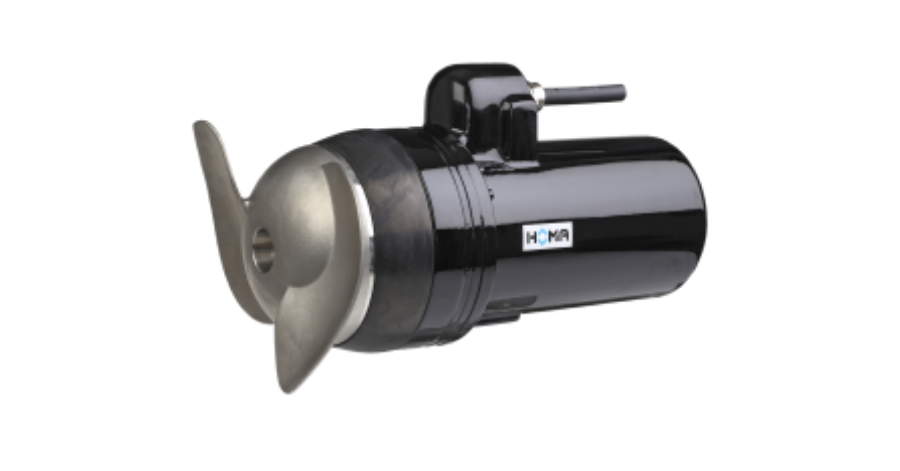 HOMA HRS Series Non-Entwining Mixers
