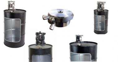 Iwaki Drum Pumps