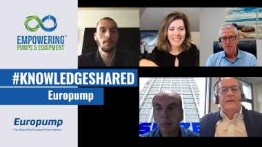 #KnowledgeShared video series with Europump