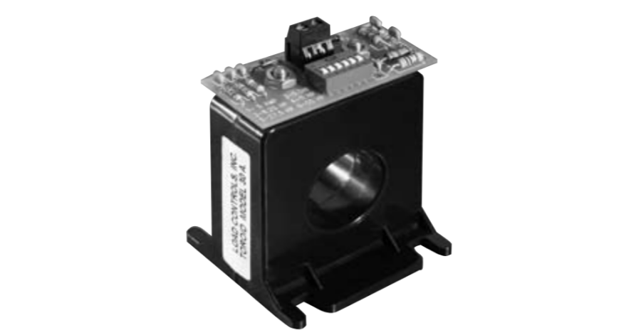Load Controls The unique Range Finder Toroid has a dip switch capacity selector to simplify installation.