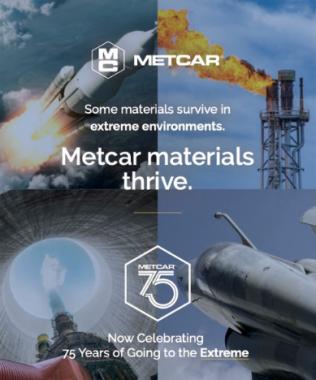 metcar carbon graphite manufacturer celebrates 75 years