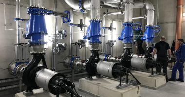 Pump Considerations for Variable Speed Applications