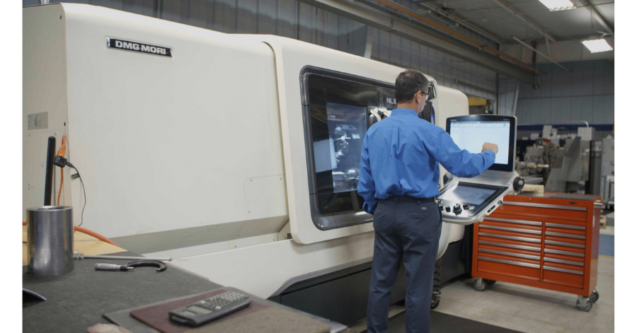 Sulzer Precision machining enables manufacturing of parts with complex hydraulic geometries.
