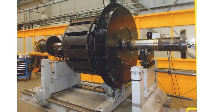 Sulzer Properly balanced rotors ensure improved reliability