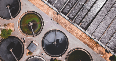Industrial Wastewater Treatment Unsplash by Ivan Bandura