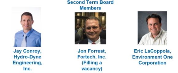 WWEMA Board of Directors second term 2021