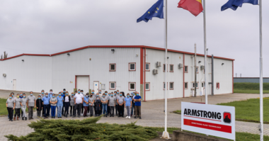 Armstrong European Production of Circulators to a New Expanded Facility in Romania