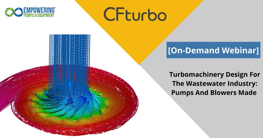 CFturbo Tubromachinery webinar Turboblowers