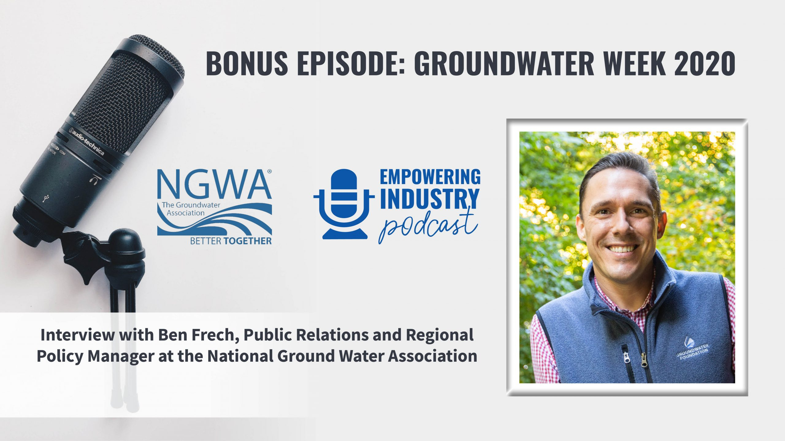 Empowering Industry Podcast - Groundwater Week