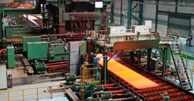 Gear Drives Solution For A Large Steel Mill