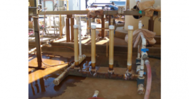 Industrial Flow Solutions Sand and Grit Won't Stop KZN Pumps at Rare Mineral Processor