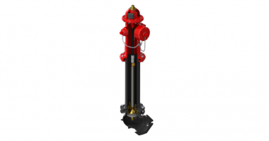 Mueller New Sentryx™ software enabled Super Centurion® Hydrant