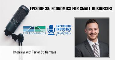 EP 38 Taylor St. Germain Economics