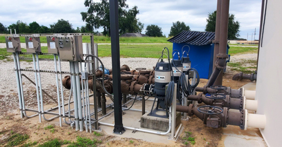 HOMA Low-Maintenance Wastewater Treatment Plants, Figure 1