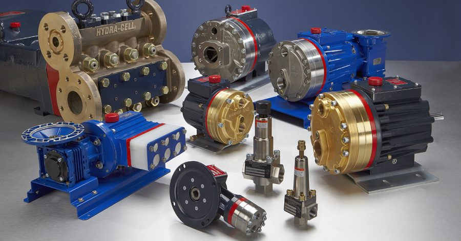 Hydra-Cell-Pumps_Wanner Engineering