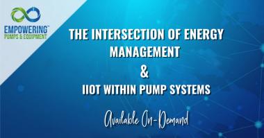 Intersection of energy and IIoT On-demand