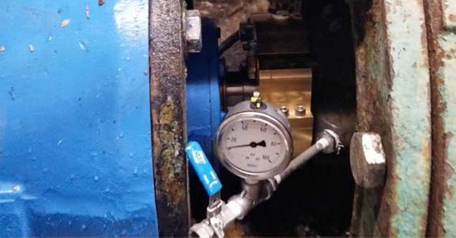 Sepco Pump Seal System SAS-P system