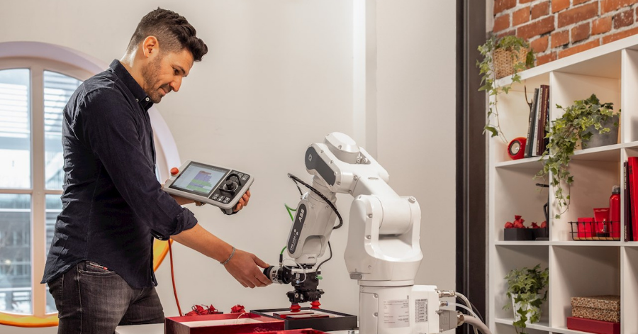 ABB's new cobot portfolio is the most diverse on the market_ SWIFTI™ cobot