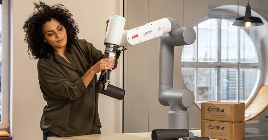 ABB's new cobot portfolio is the most diverse on the market_ GoFa™ cobot