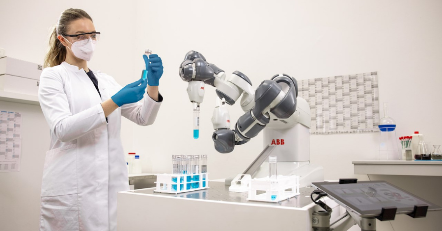 ABB's new cobot portfolio is the most diverse on the market: YuMi® cobot