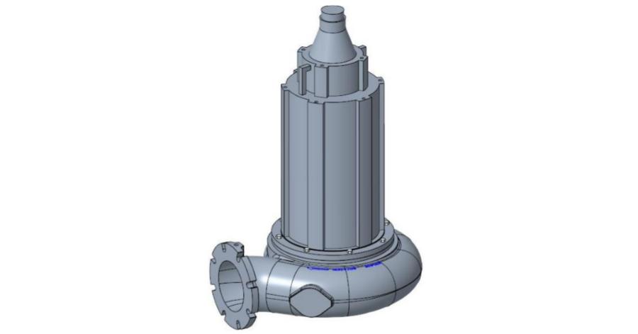 Chopper Pump Solution For Influent Pump Station (1)
