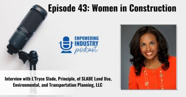 Episode 43 Women in Construction