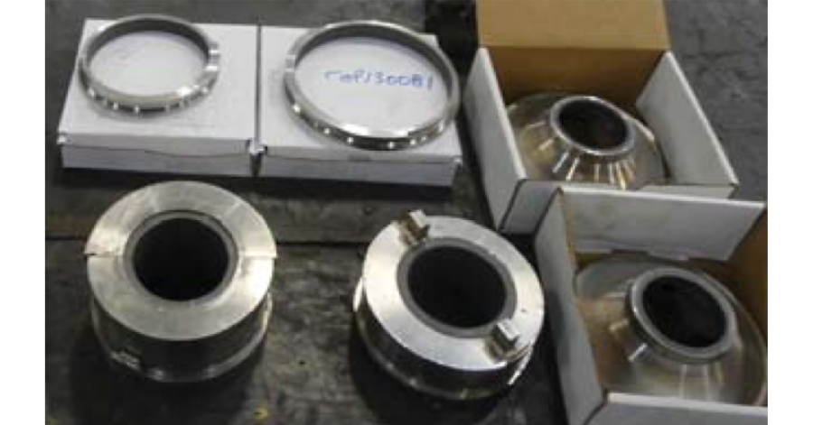 Graphalloy Solving subpar pump performance by finding the right material