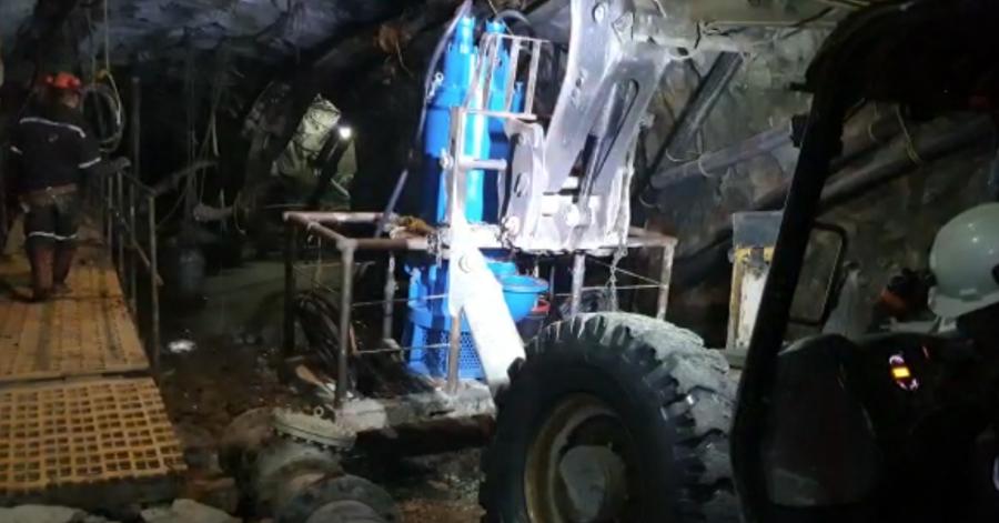 Tsurumi Mexican mine
