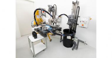 WMFTG Certa Sine pump makes transporting high-viscosity 3D printing