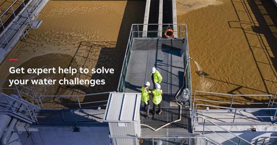 ABB Need a Trusted Advisor to make your water plan more resilient and energy efficient_