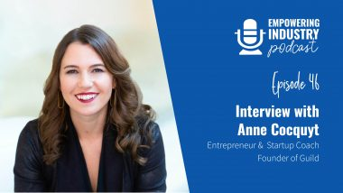 Launching Your Startup With Anne Cocquyt