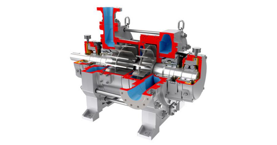 Flowserve LRCP Liquid Ring