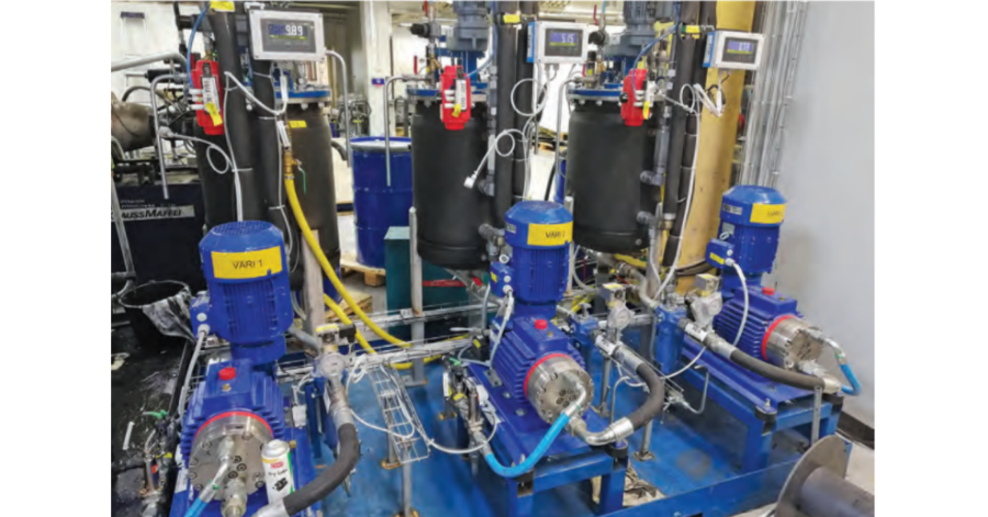Wanner Hydra-Cell® Metering Solutions