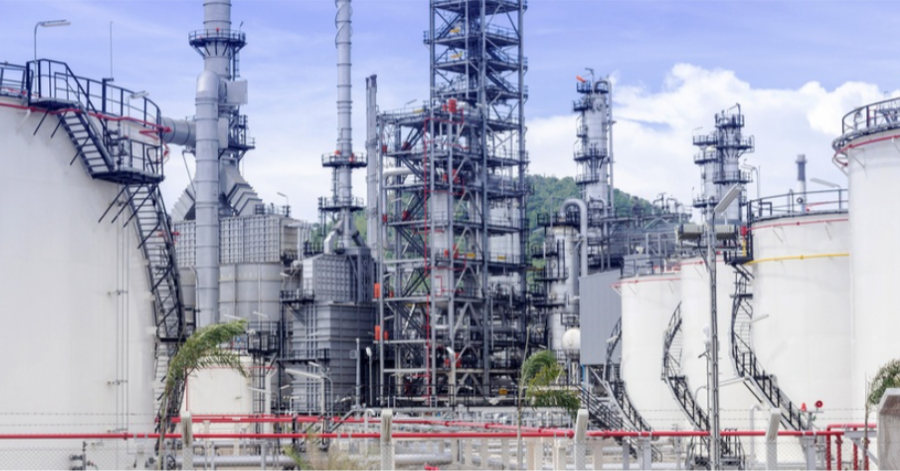 Why Materials Matter! Fire Safety In Oil And Gas Refineries