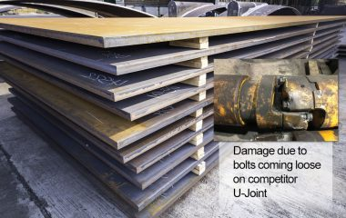 Altra U-Joints steel-plate-mill-leveler