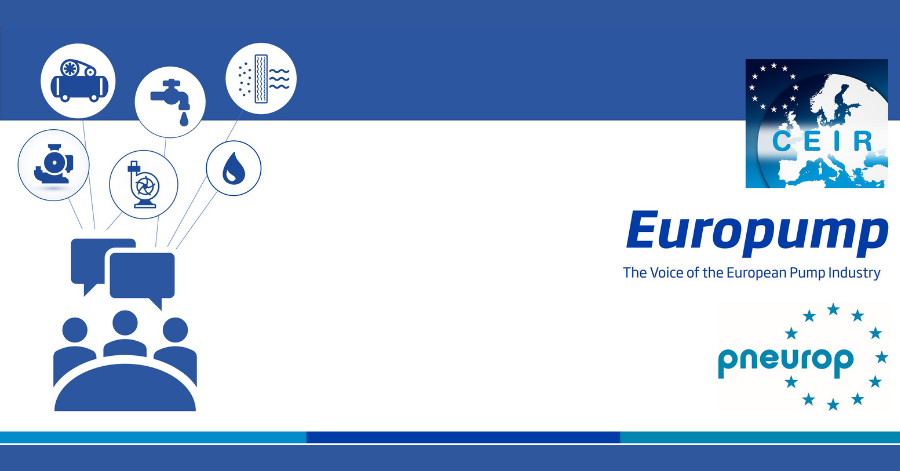 2021 Europump Annual Meeting European Associations