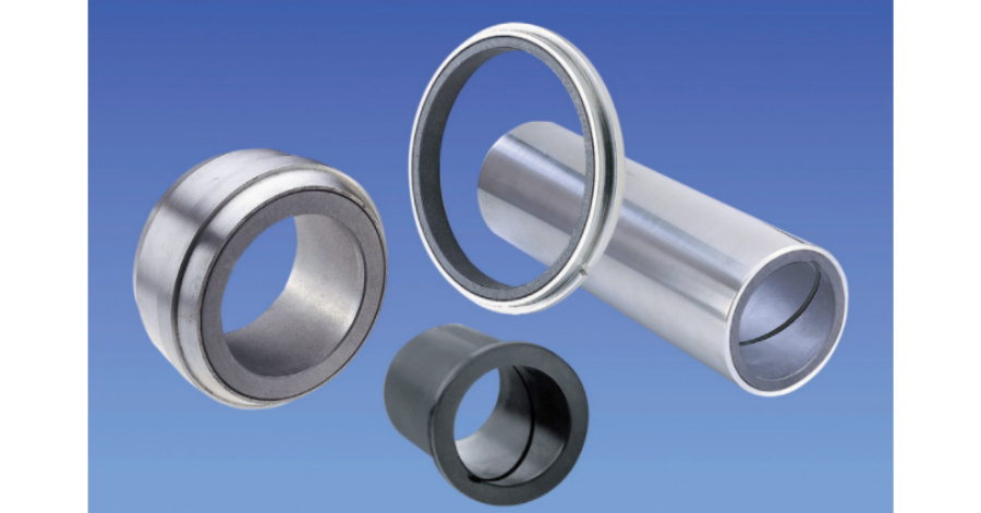 Graphalloy Alloy bearings cure breakage problems
