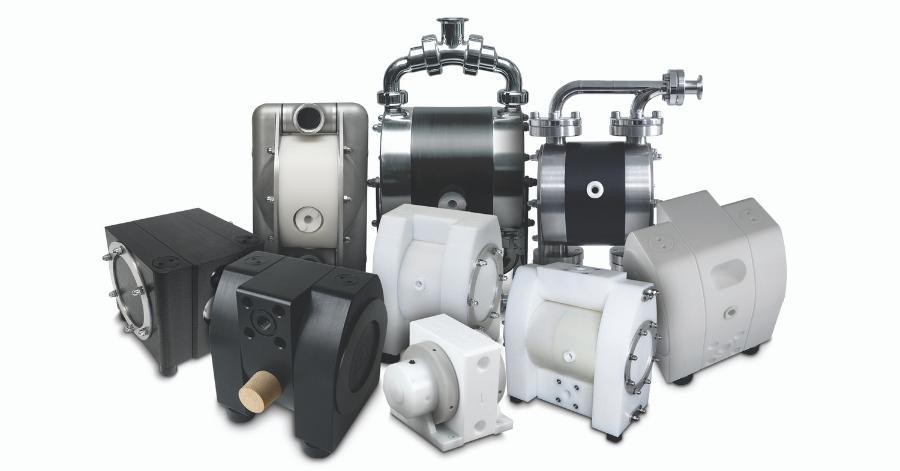 PSG Knowing that all liquid-transfer applications are unique, Almatec ® offers a comprehensive portfolio of AODD pumps
