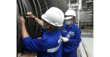 Sulzer Rapid turnaround for steam turbines