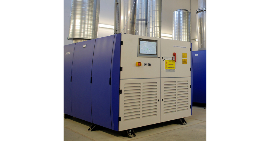 Sulzer The HST turbocompressors offered quieter operation, high availability and very low maintenance costs