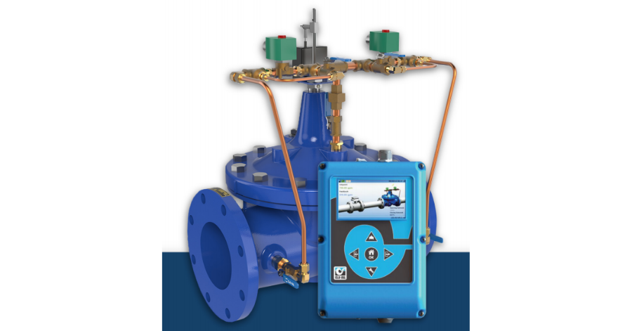 Cla-Val Improving Tank Level Management with Innovative Altitude Valves [ Infographic ]