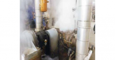 Inpro Seal Excessive Steam Leakage Dramatically Reduced in Process Steam Turbine Application before (1)
