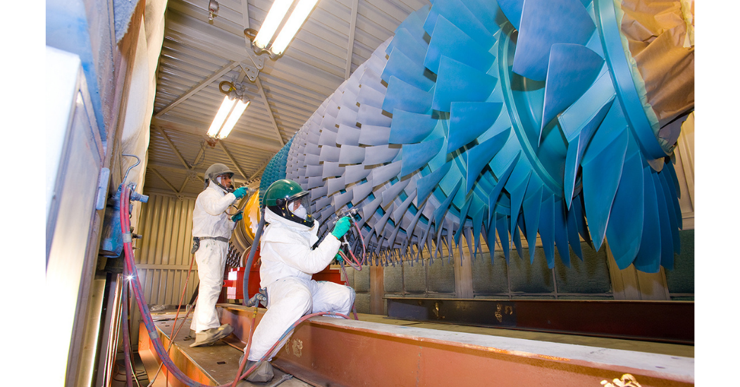 Sulzer High performance coatings improve the durability and reliability of rotating equipment