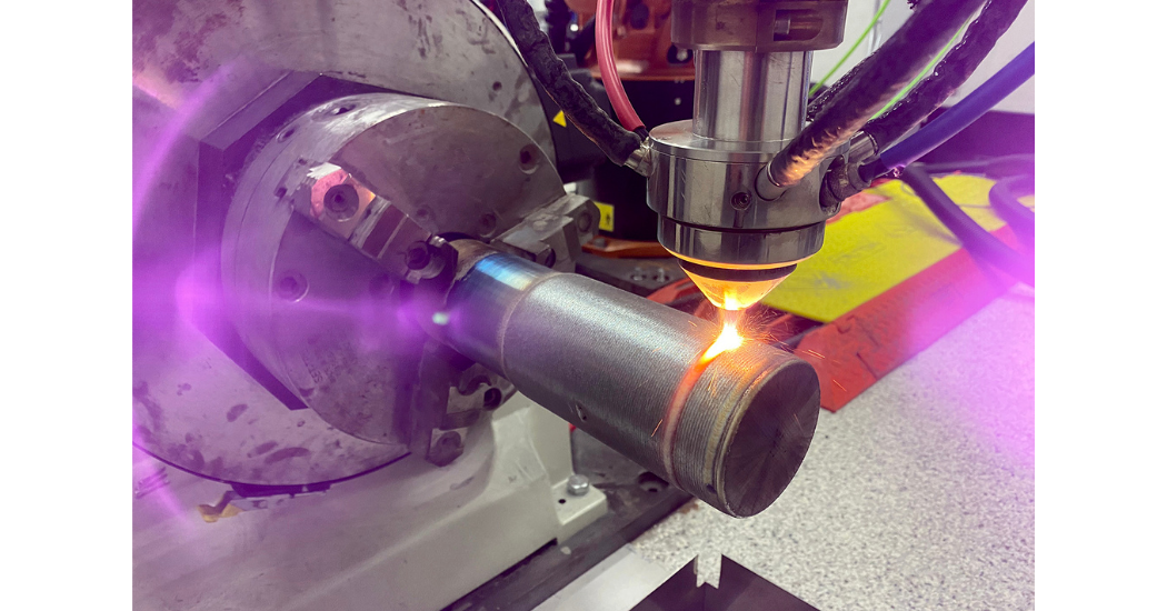 Sulzer Laser metal deposition offers many advantages over conventional weld repairs