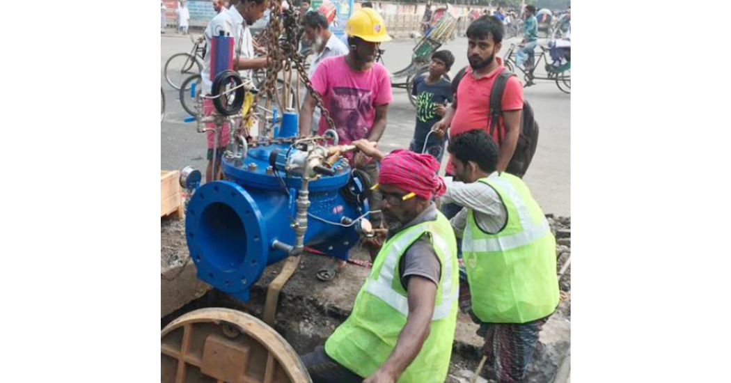 Cla-Val Non Revenue Water A Case Study Of Dhaka Water Supply System (1)