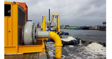 Damen delivers two electrical booster stations