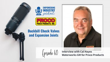 Duckbill Check Valves and Expansion Joints with Cal Hayes
